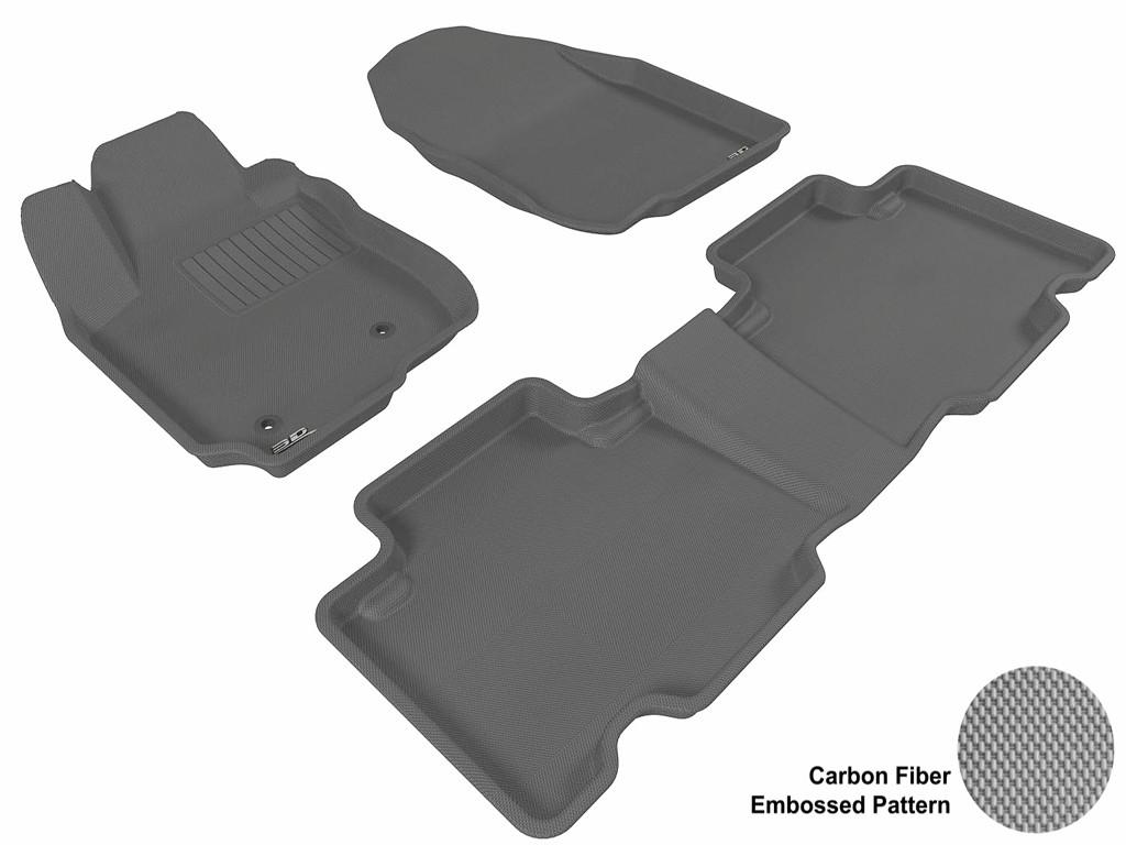 Thermo-Soft рассчитано коврики для рав 4 3 белье или